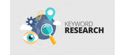 How to quickly select keywords for a site using online services?