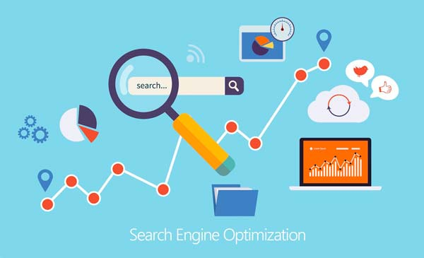 SEO-optimization site for Online Store
