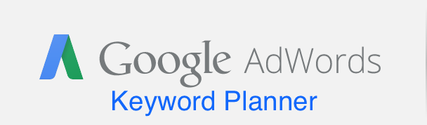 Finding keywords in Google Adwords